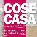 BG Legno in Cose di Casa magazine, May 2016 issue