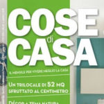 BG Legno in Cose di Casa magazine, august 2017 issue