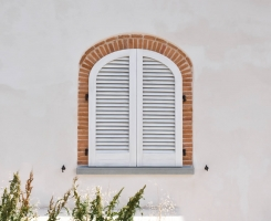 Viareggina window shutter
